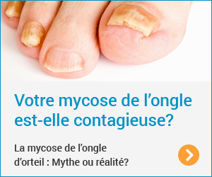 Le microorganisme végétal du coussinet des doigts des pieds