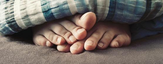 veines bouchées dans les jambes symptômes