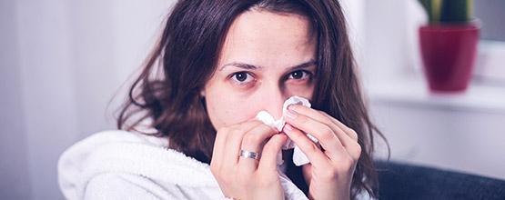 Le rhume et la grippe